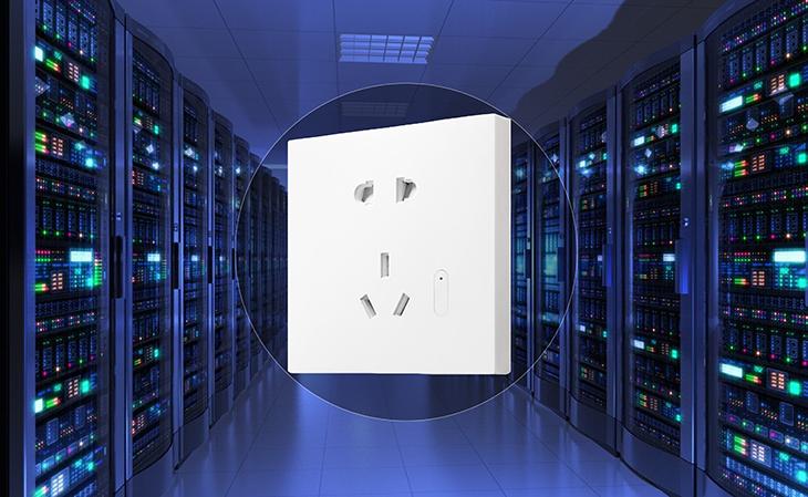 NB-IoT智能86盒温湿度记录仪